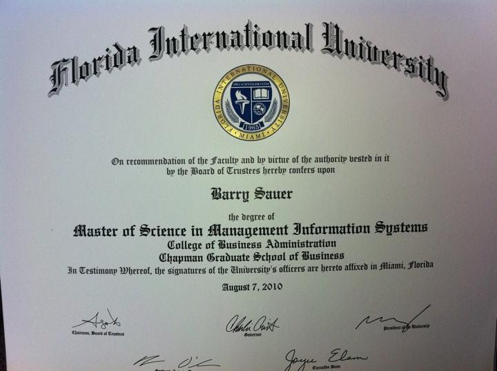 florida international university intermediate finance Apa enhanced intermediate  stephen colavito, jr  stephen holds his bachelor of science degree from florida international university in finance, .